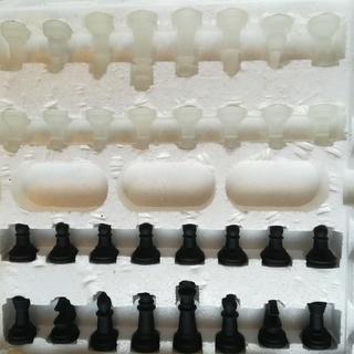 ガラス製 チェスセット 引き取り限定(5/25まで)