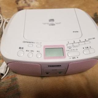 2016年 TOSHIBA CDラジオ