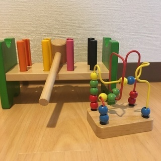 IKEA、ベビザラス知育おもちゃセット