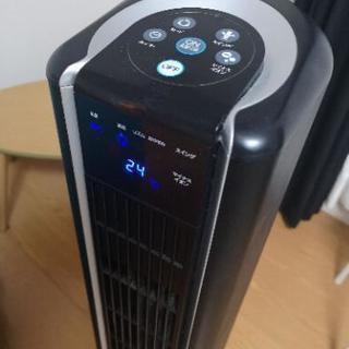 (商談中)マイナスイオン扇風機