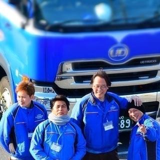 【完全週休2日制】2tウィング車トラックドライバー募集!