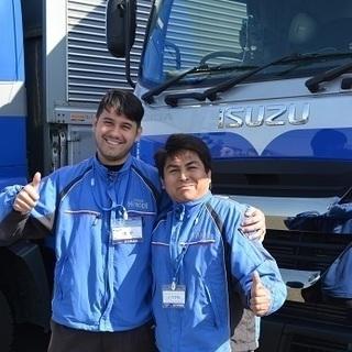 【名古屋支店】4tウイングトラックドライバー