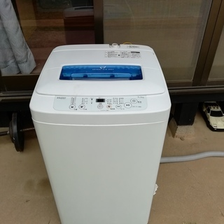ハイアール 洗濯機 2014年 4.2キロ 配送設置可能