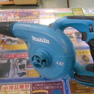 【J-1585】 マキタ 充電式ブロワ UB142D