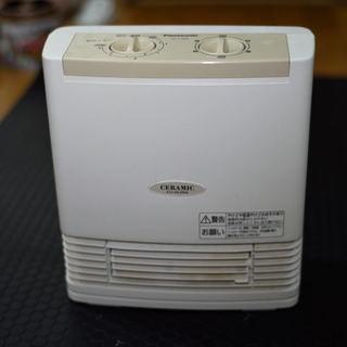 パナソニック セラミックファンヒーター DS-F1202(中古)