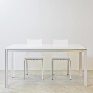 クラスティーナ ダイニングテーブル ブラック
