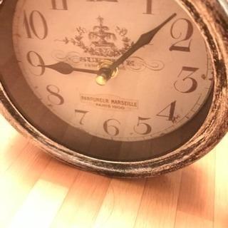 アンティーク風 置き時計
