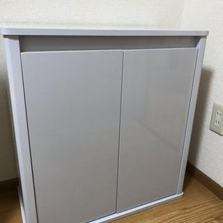 水槽台 コトブキ【プロスタイル600S ホワイト】60cm水槽用水槽台