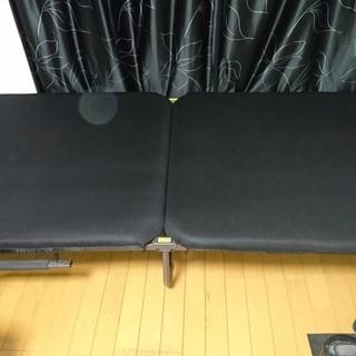 折り畳み式ベッド キャスター付き
