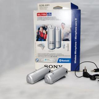 カメラマイク ECM-AW3 SONY