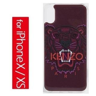 正規 ケンゾー タイガー iPhone X ケース KENZO ...
