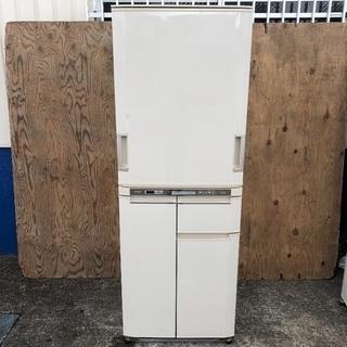 【配送無料】ファミリー向け425L 冷蔵庫 SHARP SJ-P...