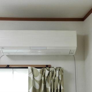 富士通 ルームエアコン AS-R22C-W 2013年製 6畳用...