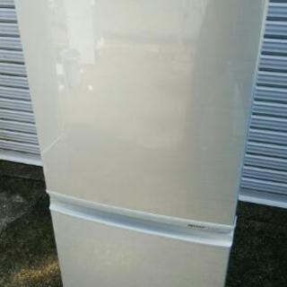 シャープ SHARP 冷凍冷蔵庫 SJ-PD14X-N 2013...