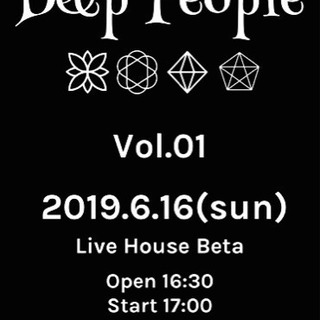 Deep People    Live Vol.01
