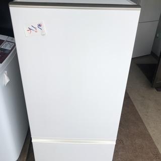 ☆中古 2018年製! AQUA 2ドア ノンフロン冷蔵庫 18...