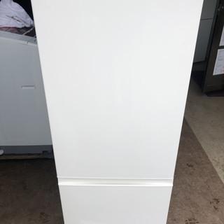 ☆中古 2016年製! AQUA 2ドア ノンフロン冷蔵庫 18...