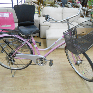 自転車 26インチ 6段切替 ASAHI CBA VELOCIS...