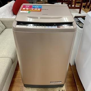 HITACHIの簡易乾燥機能付洗濯機