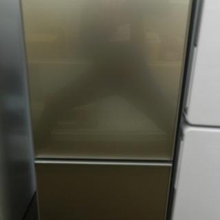 ☆超美品☆2017年製 2ドア冷蔵庫 プラズマクラスター搭載モデ...