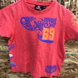 Tシャツ クイックシルバー 120センチ