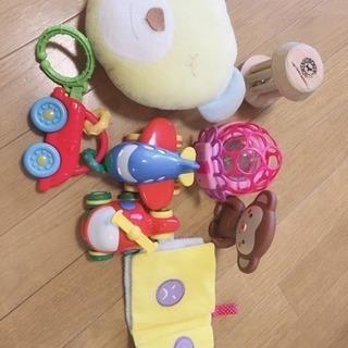 おもちゃ 0歳〜1歳