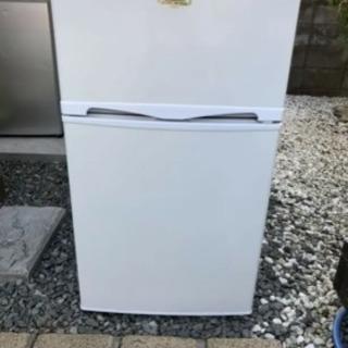 Elabitax  ノンフロン冷凍冷蔵庫   96L