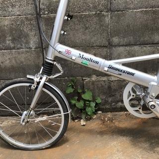 moulton モールトン 自転車