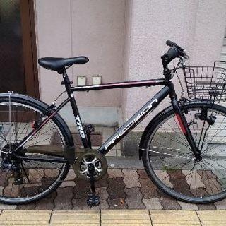 PRECISION TRG 700cクロスバイク 7speed/...