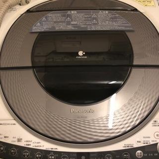 Panasonic 電気洗濯乾燥機