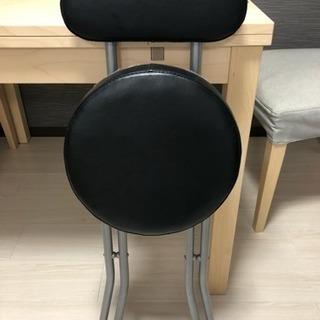 折りたたみ椅子♡