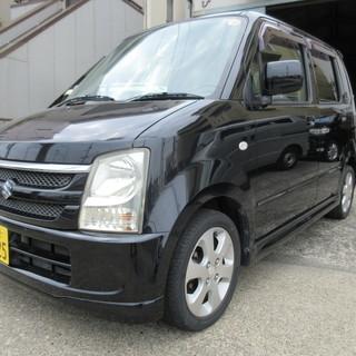 車検令和1年8月9日まで ワゴンR FX-S LTD 支払総額18万円