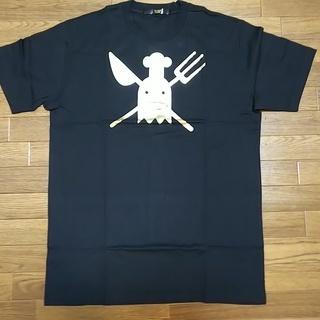 ONE PIECEファン必見!レア!クック海賊団 箔プリントTシャツ