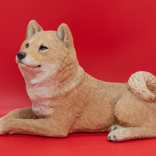 サンディキャスト(SANDICAST)柴犬の置物 - 高松市