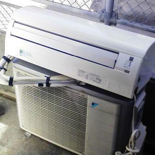 ダイキン エアコン 4,0kw 2007年製 ※200ボルト単相