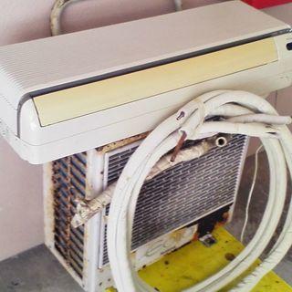 ナショナル 冷房専用エアコン 約6畳用