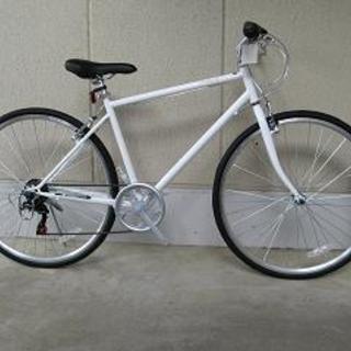 〔新品〕格安クロスバイク(700-28c・シマノ製6段変速)国内...