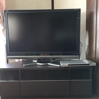 【42型液晶テレビ 】2009年製 差し上げます。