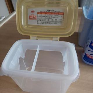 チルミル エコらくパックミルク用ケース