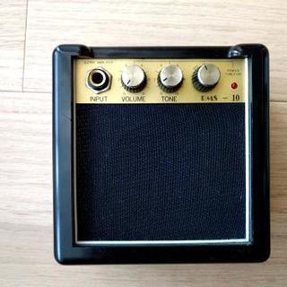 ミニギターアンプ 電池付き!