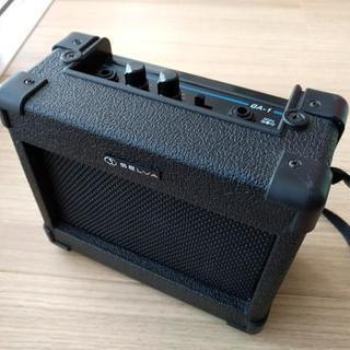ミニギターアンプ 電池付き! その2