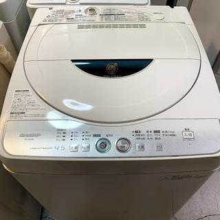 【送料無料・設置無料サービス有り】洗濯機 SHARP ES-FG...