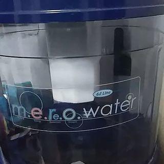ミネラル整水器