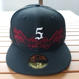 新品未使用★NEW ERA×BLACK SCALE ニュー…
