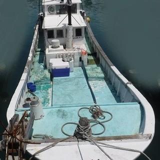 漁船岡田造船所 80万EM640T-A 中古船 ボート 沖縄中古艇市場