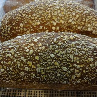 自家製天然酵母のパン作ってます(*^-^*)