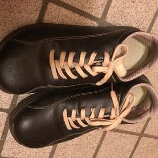 スニーカー風 革靴