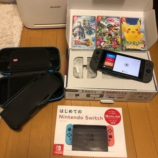 Nintendo Switch 本体 その他まとめてお渡し