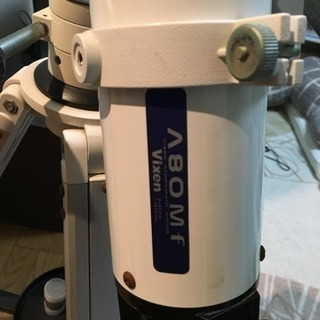 vixen A80Mf PortaⅡ ビクセン天体望遠鏡