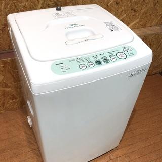 TOSHIBA 2010年 4.2kg 全自動洗濯機 AW-404